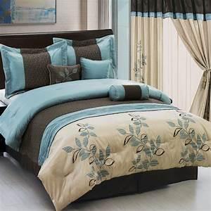 Bed, In, A, Bag, Queen, Comforter, Sets