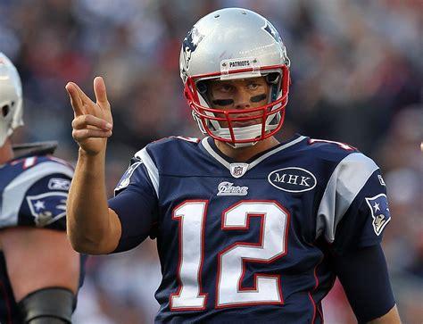 Tom Brady In San Diego Chargers V New England Patriots