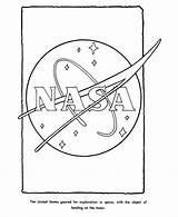 Nasa Coloring Space Pages Printables Printable Sheets History Race Drawing Print Moon Usa Kid La Spaceship Station Astronomy Flight Landing sketch template