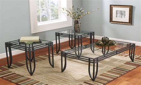 glass  tables cheap ashley furniture coffee table sets ashley furniture glass coffee table