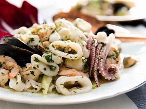 Italian Seafood Salad (Insalata di Mare) Recipe | Serious Eats