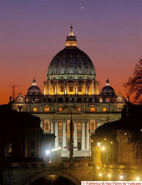Chi Ha Progettato La Cupola Di San Pietro by Basilica Papale San Pietro