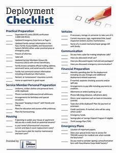 28 application deployment checklist template for Application deployment checklist template