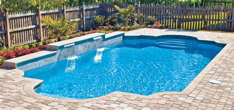 Custom Swimming Pool & Spa Builders