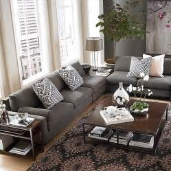 family room decor amazing beige dark gray and white