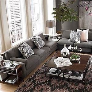 living room beige walls with gray couch google search With living room furniture to match grey walls