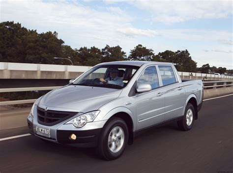 ssangyong actyon rexton update  caradvice