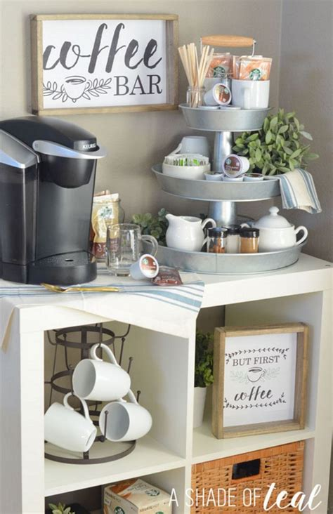 Best 25+ Home Coffee Bars Ideas On Pinterest  Home Coffee