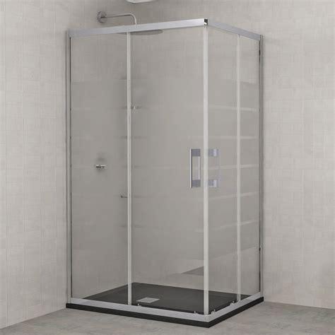 box doccia serigrafati box doccia rettangolare 100 cm x 70 cm x 195 cm