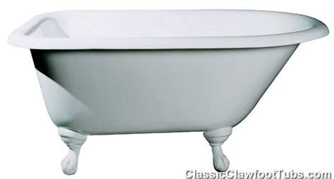 small cast iron clawfoot tub mycoffeepotorg