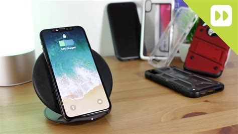 what iphone x cases work with wireless charging