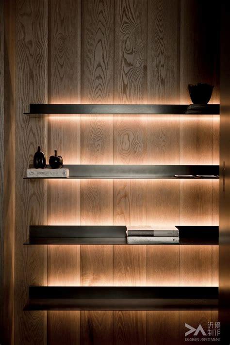 Regale Mit Beleuchtung by Best 25 Shelf Lights Ideas On Led Shelf