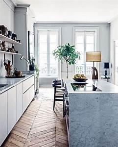 Speaking Of Gorgeous Kitchens  This Beautiful Flat In Lyon