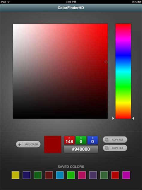 hex color finder hex rgb color picker