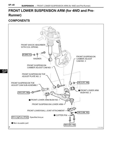 OME install Torque specs for 2006 tacoma needed   IH8MUD Forum