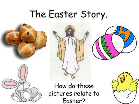 Easter Story Powerpoint By Ilovegiraffes  Teaching Resources Tes