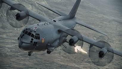 130 Ac Wallpapers Lockheed Gunship