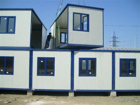 bureau en kit containers en kit pour bureaux base vie chantier