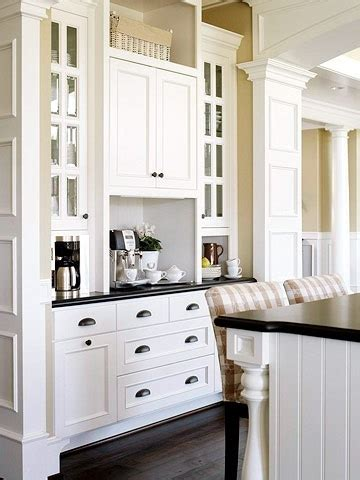 built in coffee bar 23 best images about coffee bar on cabinets 4986