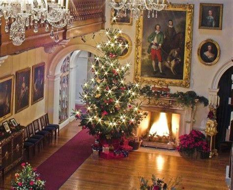 country house christmas christmas trees lady diana