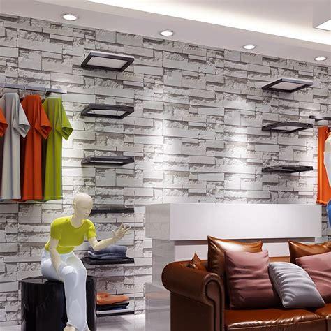 modern vintage  stone wall paperd brick wallpapers