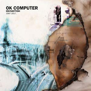 Radiohead OK Computer Album Cover