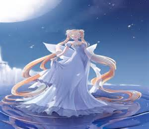 Anime Princess Serenity