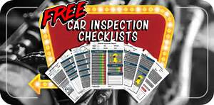 Oil Change Template 6 Free Vehicle Inspection Forms Modern Looking