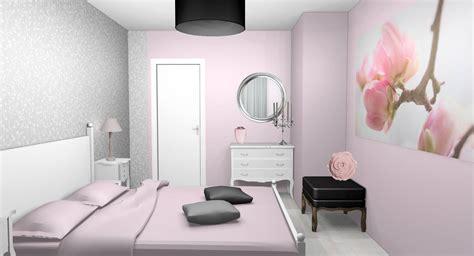ot la chambre davaus papier peint chambre contemporain avec des