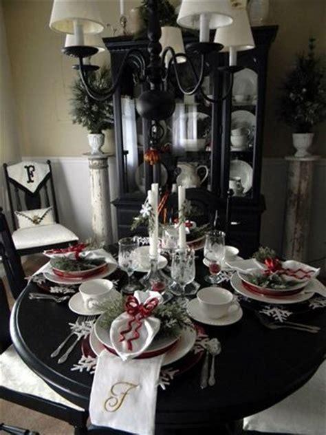 des id 233 es en noir et blanc pour pr 233 parer sa table de no 235 l floriane lemari 233