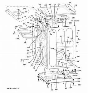 34 Frigidaire Washer Parts Diagram