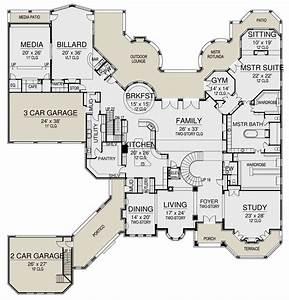 House, Plan, 5445-00422