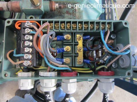moteur de chambre froide froid19 montage 3 chambre froide négative partie