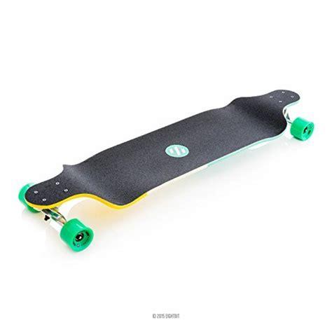 Drop Down Deck Advantages  Review Longboards