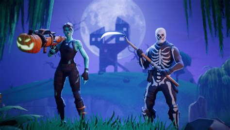 Epic Games Teases The Return Of The Skull Trooper Cosmetic