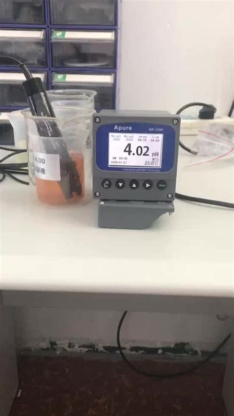 Ph Meter Atc By Tb Andalas waste water and other water treatment use industrial