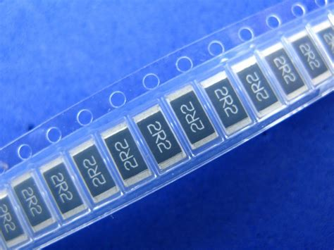500pcs lot 2 2 ohm 2512 smd smt chip resistor r2512 2r2