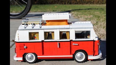 vw bulli lego lego creator 10220 volkswagen t1 quot bulli quot cer