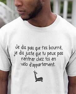 Tee Shirt Homme Humour : t shirt humour rentrer en v lo d 39 appartement tee shirts ~ Melissatoandfro.com Idées de Décoration