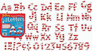 dr seuss striped letters numbers set for sale by smileyme With white bulletin board letters
