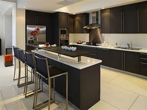small kitchen with bar black elegant small kitchen with bar design small kitchen design photos my home design journey