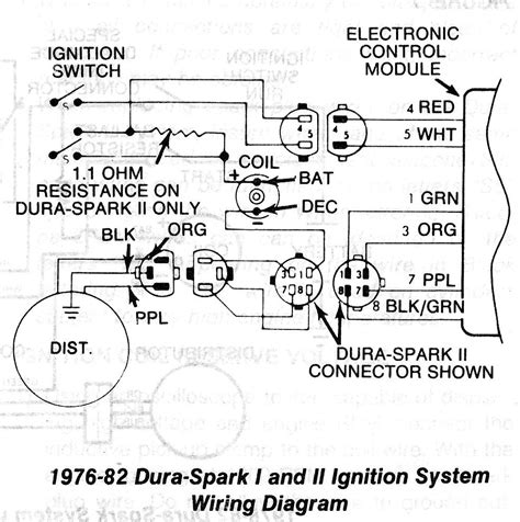 duraspark i question on wiring ford truck enthusiasts
