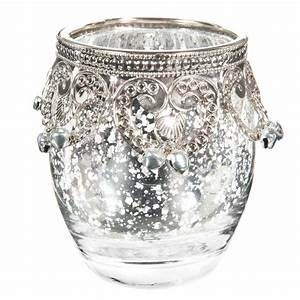 Cloche En Verre Maison Du Monde : photophore en verre maisons du monde ~ Melissatoandfro.com Idées de Décoration