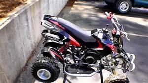 Mini Quad 49cc 2 Stroke