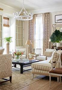 Traditional Style Living Room With Modern Twist Liz ...