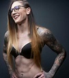 Megan Anderson is the hottest fighter. CMM
