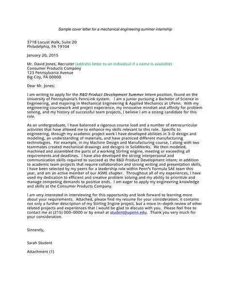 Best Cover Letter Good Example 3 Thyme Commonwealth
