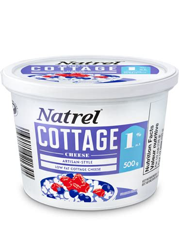 Cottage Cheese Lactose Low Cottage Cheese 1 Natrel