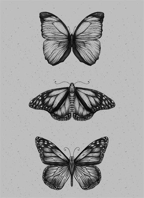 Butterfliez on Behance   Art, Drawings, Hipster tattoo