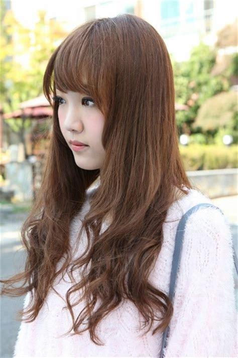 korean girls hairstyles hairstyles pinterest korean